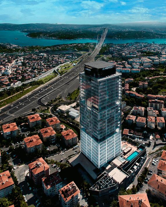 Le Méridien Istanbul Etiler