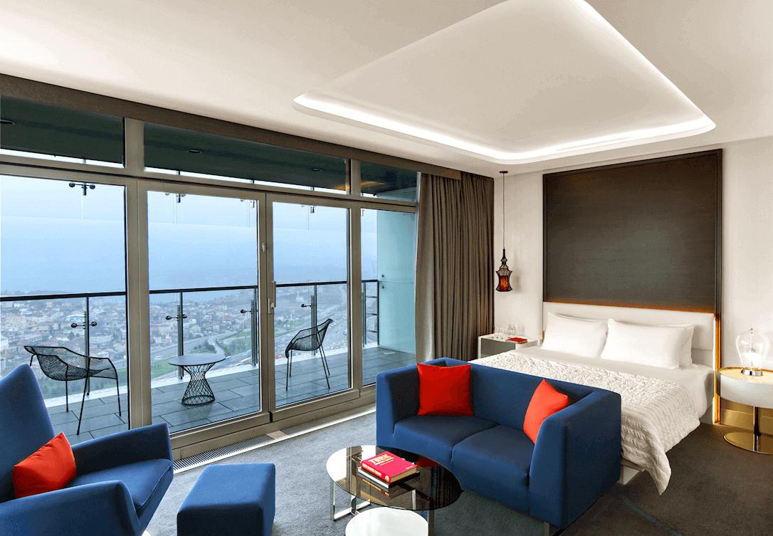 Oda | Executive | İstanbul Otel | Le Méridien